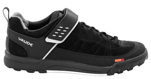Zapatos negros con velcro Vaude para mujer dvERPf